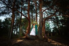 Эльфийская свадьба, свадебная фотосессия в СПб #tsarkovy #weddingphoto #wedding