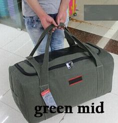 Men Travel Bags Large Capacity Canvas Outdoor Hiking Sport Folding Bag For Trip Waterproof Canvas Duffle Bag, Canvas Travel Bag, Duffle Bag Travel, Duffle Bags, Mens Travel, Travel Bags For Women, Designer Travel Bags, Best Suitcases, Kids Luggage