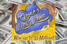 Enter to Pch Genie Lucky Lamp Sweepstakes to win One million dollar cash prize. You can submit your entry before December Enter to win. Enter Sweepstakes, Online Sweepstakes, Wedding Sweepstakes, Travel Sweepstakes, Win A Vacation, Lotto Winning Numbers, Win Car, 10 Million Dollars, State Lottery