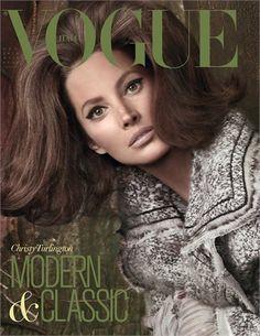 Modern & Classic by Steven Meisel, July 2010