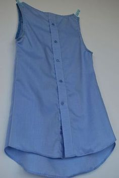 Recyclage chemise homme