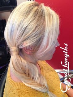 Lob Created With Greatlengths Hair Extensions Long Bob