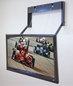 Tv Mount On Pinterest Tv Mounting Fireplaces And Tvs