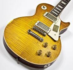 2016 Gibson Custom Mike McCready 1959 Les Paul Standard  Reissue - Signed - Aged