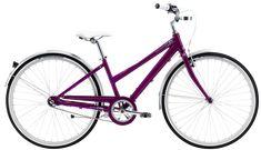 Café 3 Women's - Felt Bicycles $569 feltbicycles.com 3 gears, 30lbs