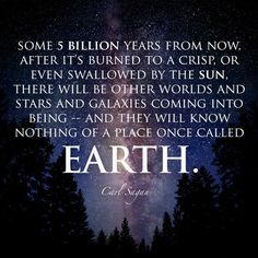 ideas for science quotes universe carl sagan Astronomy Quotes, Astronomy Facts, Space And Astronomy, Astronomy Pictures, Mind Blowing Quotes, Science Quotes, Space Facts, Happiness, To Infinity And Beyond