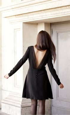 La petite robe d'hiver