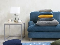 Order fabric swatches for lovely beds and sofas. Choose up to 6 gorgeous fabrics to find your perfect match. Your Perfect, Perfect Match, Indian Blue, Grey Skies, Weathered Oak, Gorgeous Fabrics, Fabric Swatches, Clever, Throw Pillows