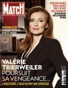 Paris-Match, No 3419 | Portrait: Suzanne Clément | Centre Pompidou : Rétrospective de l'artiste contemporain Jeff Koons |