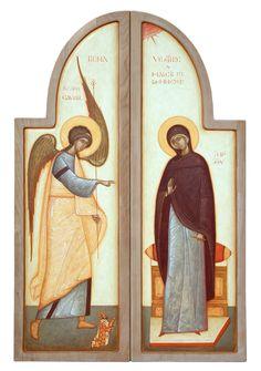 Artist: Gabriel Toma Chituc The Annunciation