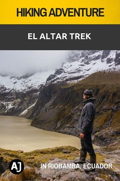 Hike off the beaten path in the Andean mountains of Ecuador. A fantastic and little known hiking trail for nature enthusiasts.