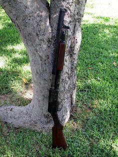 cerebralzero:  Stevens 520 Trench Gun
