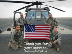 """We can never say it enough: """"Thank you."""""""