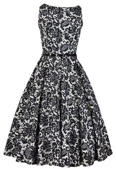 Glamorous Black Hepburn Dress - £40