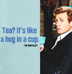 Patrick Jane The Mentalist♥ Oh shit, he's sexy. Damnnnnnn.