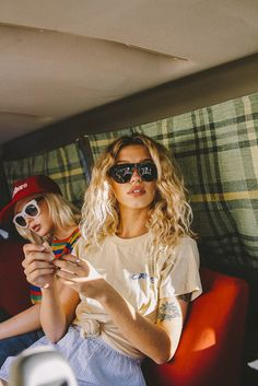 Psychedelic Solution | Yvonne Logan + Adrianna Christina. Made in Italy #sunglasses
