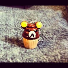 Rilakkuma cupcake charm ☺