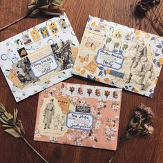 Snail Mail Pen Pals, Snail Mail Gifts, Aesthetic Letters, Mail Art Envelopes, Pen Pal Letters, Arte Sketchbook, Envelope Art, Handwritten Letters, Vintage Lettering