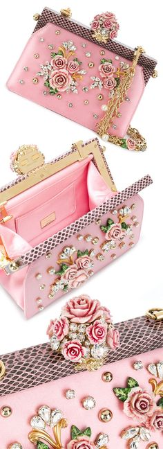 219755ffd6 Dolce  amp  Gabbana revive the Vanda mini clutch bag combining it with  their love for
