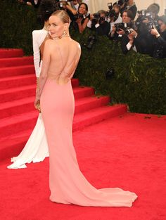2014 #MetGala Fashion: Kate Bosworth in Stella McCartney