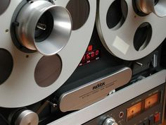 Revox B77 Reel to Reel Deck