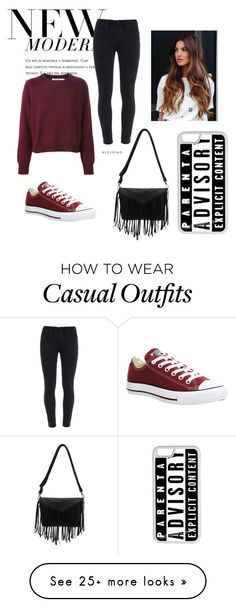 """Casual yet beautiful"" by perfectlyimperfect20 on Polyvore featuring Converse, Free People, CellPowerCases and Paige Denim"