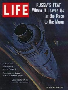 The Great Space Race 1962
