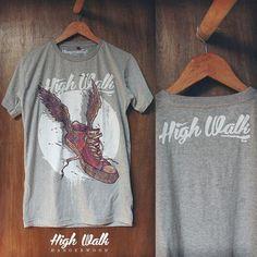 Hangerwood T Shirt High Walk