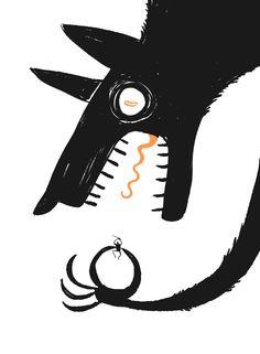 hendmowdy - 0 results for illustrations Gravure Illustration, Illustration Art, Cute Monster Illustration, Rabbit Illustration, Art Sketches, Art Drawings, Grafik Design, Illustrations And Posters, Aesthetic Art