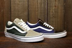 """Vans Old Skool """"Vintage"""" Pack  #Vans #Vans Old Skool #sneakers"""