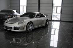 2009 Mansory Porsche 997 Tuning Program