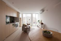 E589 Apartments,© James Coombe