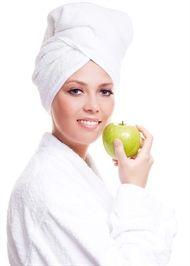 Bamboo Hair Towel 50*100  Super mjuka och snabbabsorberande handduk!