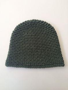 Muts haken met granietsteek; gratis patroon - Echtstudio Crochet Scarves, Crochet Shawl, Crochet Clothes, Crochet Beanie Hat, Ear Warmers, Loom Knitting, Diy Crochet, Baby Hats, Mittens