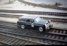 NYC Hi-Railer Checker Station Wagon, Date: 6/10/1967, Collinwood, OH.