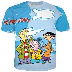 Ed, Ed And Eddie T-Shirt