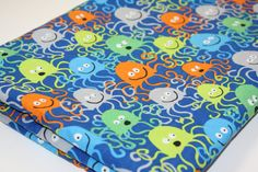 Minky Baby Blanket  Happy Drawing by Ed Emberley by modernmadebaby, $44.00