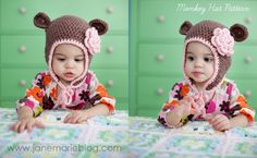 Links to crochet hat patterns