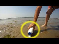 Você Sabe O Que Acontece Se Colocar Sal Na Areia Da Praia