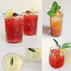 Very tasty cocktails sure to please all tastes!