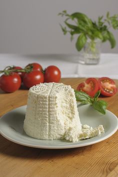 Ricotta Cheese - Made from our Mad Millie Beginners Italian Cheese Kit.