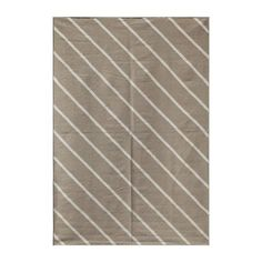 I pinned this Striped Arlene 5' x 8' Rug in Silver from the Favorite Flatweave Rugs event at Joss and Main!