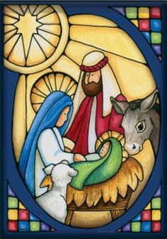 LA ALEGRÍA DE CADA DÍA, ES SENTIR LA PRESENCIA DE JESÚS QUE CAMINANDO A NUESTRO LADO, NOS DEMUESTRA QUE NAVIDAD ES TODOS LOS DÍAS !!!! NAVIDAD ES LA PRESENTE Y PERMANENTE COMPAÑÍA DE LA SAGRADA FAMILIA: JESÚS, JOSÉ Y MARÍA !!! Christmas Rock, Christmas Nativity Scene, Christmas Scenes, Vintage Christmas, Christmas Crafts, Christmas Ornaments, Nativity Painting, Nativity Ornaments, Christmas Graphics