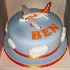 Plane Cake ✈️