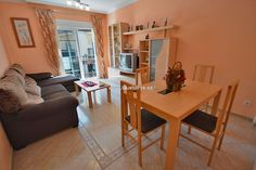 apartamento en fuengirola, alquiler vacacional, 2 habitaciones, 95 m2, 550€