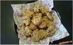 Bezlepkové jáhlové hromádky (měkké sušenky)