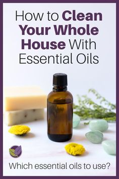 Here's how to clean your home with essential oils. Includes the top 5 essential oils for cleaning, plus recipes and ideas for a natural, chemical free home. Making Essential Oils, Essential Oils Cleaning, Essential Oil Uses, Young Living Essential Oils, Natural Oils, Natural Health, Essential Oil Diffuser Blends, Natural Living, Feel Better