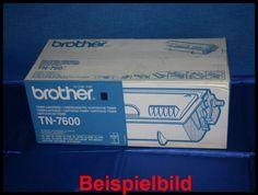Brother TN-7600 Lasertoner Black / Schwarz -B  - für Brother HL-1650 / HL-1670N / HL-1850 / HL-1870N / HL-5030 / HL-5040 / HL-5050 / HL-5070 N; DCP-8020 / DCP-8025 D / DCP-8025 DN; MFC-8420 / MFC-8820 D u. a.    Bilder zur Nutzung für private Auktionen z.B. bei Ebay. Gewerbliche Nutzung von Mitbewerbern nicht gestattet. Toner kann auch uns unter www.wir-kaufen-toner.de angeboten werden.