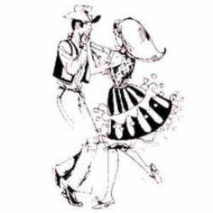 Texas State Folk Dance: Square Dance