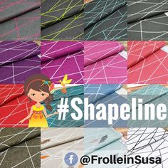 HOT - HOT - HOT NEWS!!  The stunning Shapeline Jerseys are ready for pre-order NOW in our group here on Facebook!! Just type our name FrolleinSusa into the search bar ☝️ and don't forget the @ sign in front ;) ... Lovely quality Cotton Lycra Jersey with Oeko-Tex class 1, safe for babies under 3!  Enjoy the best pre-order price you can get for these beauties!  Closes: March 10 - 11:59 pm PST! #textiles #frolleinSfabrics #handmade See More